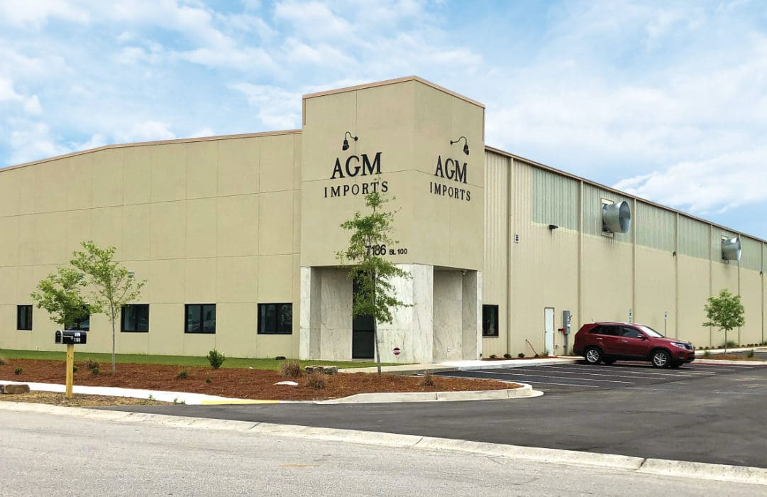 AGM Building